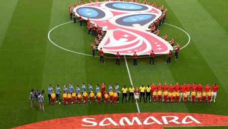 Ve la repetición de Uruguay vs Rusia completo en el Mundial 2018