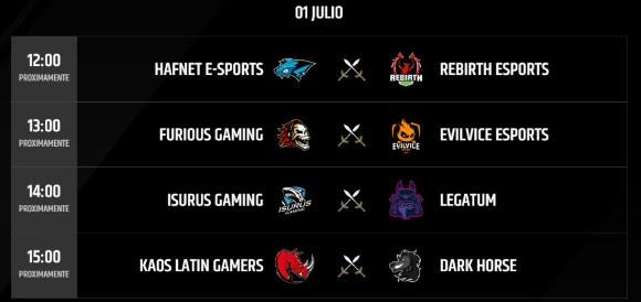 Semana 2 de la CLS Clausura 2018 de League of Legends - semana-2-de-la-cls-clausura-2018-de-league-of-legends_1
