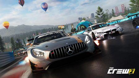 Ubisoft anunció la beta abierta de The Crew 2 del 21 al 25 de junio