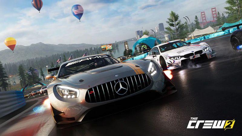 Ubisoft anunció la beta abierta de The Crew 2 del 21 al 25 de junio - the-crew-2-ubisoft-800x450