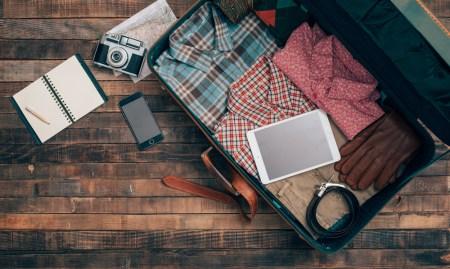 Tipo de maleta que va con tu forma de viajar
