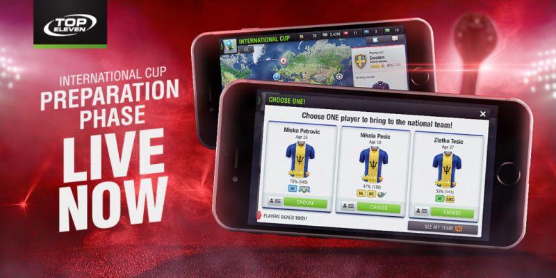 Lleva tu país a la gloria del fútbol en Top Eleven y consigue el gran trofeo - top-eleven_1-800x400