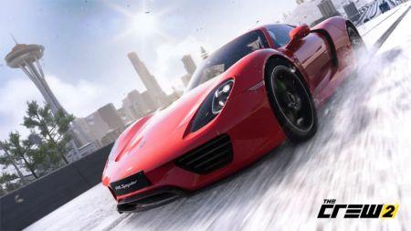 Ubisoft estrena nuevo tráiler para The Crew 2