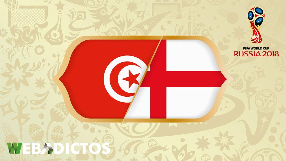 Túnez vs Inglaterra en el Mundial 2018 ¡En vivo por internet! - tunez-vs-inglaterra-mundial-2018