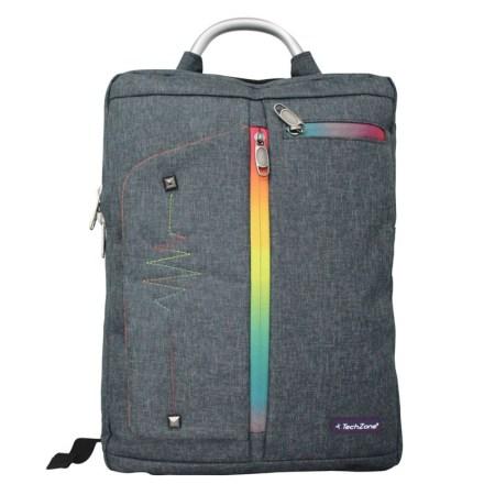 TechZone lanza backpacks especiales para celebra el mes del orgullo - tzlbp01gr-pride-450x450