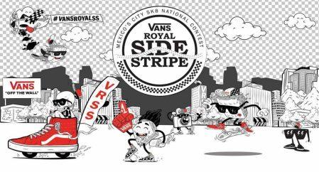 Vans Royal Side Stripe 2018 finaliza con éxito ¡conoce a los ganadores!