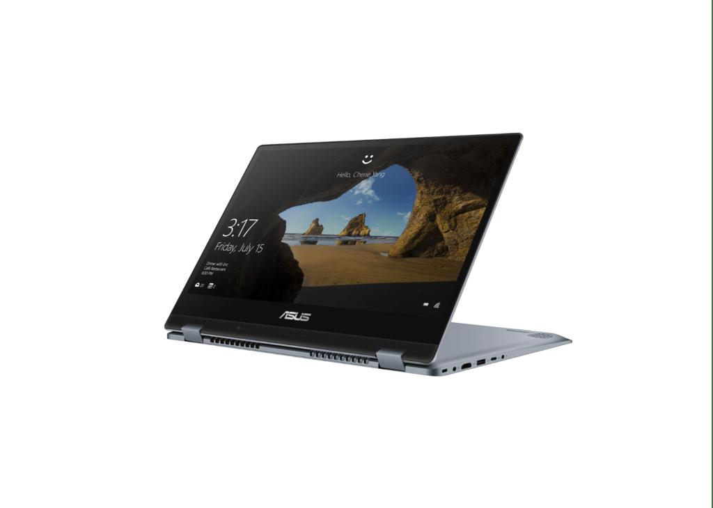 ASUS lanza la nueva Vivobook Flip 14 con pantalla giratoria 360° - vivobook-flip-14