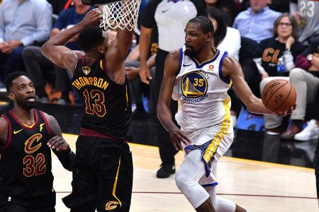 Warriors vs Cavs, Final de NBA 2018 Juego 4 ¡En vivo por internet!