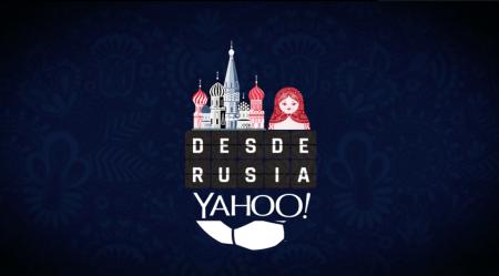 Yahoo! sigue de cerca a México durante la Copa Mundial 2018