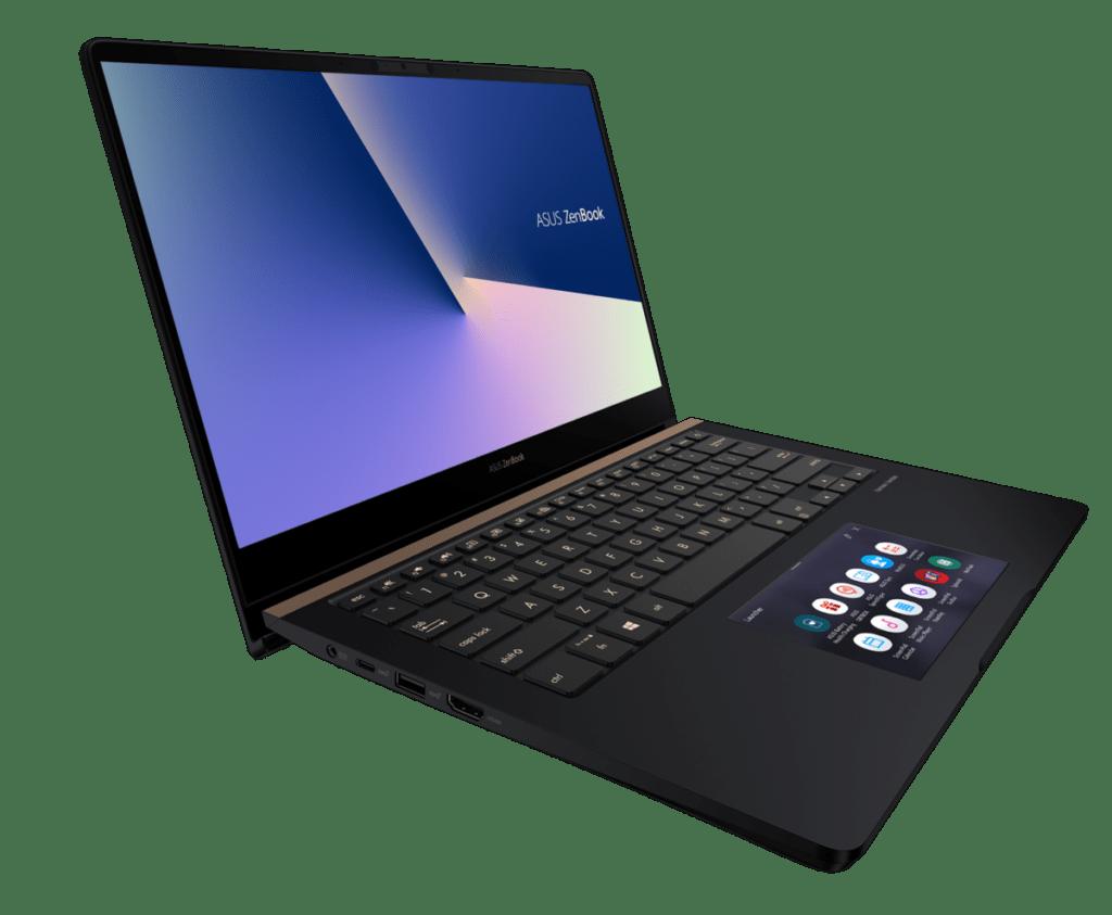 La nueva ASUS Zenbook Pro presenta la nueva y futurista ScreenPad - zenbook-pro-14