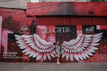 Estreno de la tercera temporada de LUCIFER por Universal Channel - 11-sofia-castellanos-lucifer-universal-channel