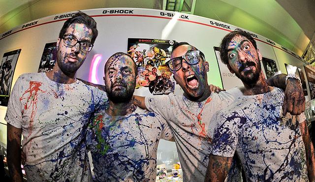 5 artistas que han causado un shock en los aniversarios de G-SHOCK - 5-artistas-que-han-causado-un-shock-en-los-aniversarios-de-g-shock_3