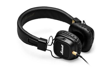 Marshall anuncia promociones para el altavoz Kilburn y los audífonos Major II