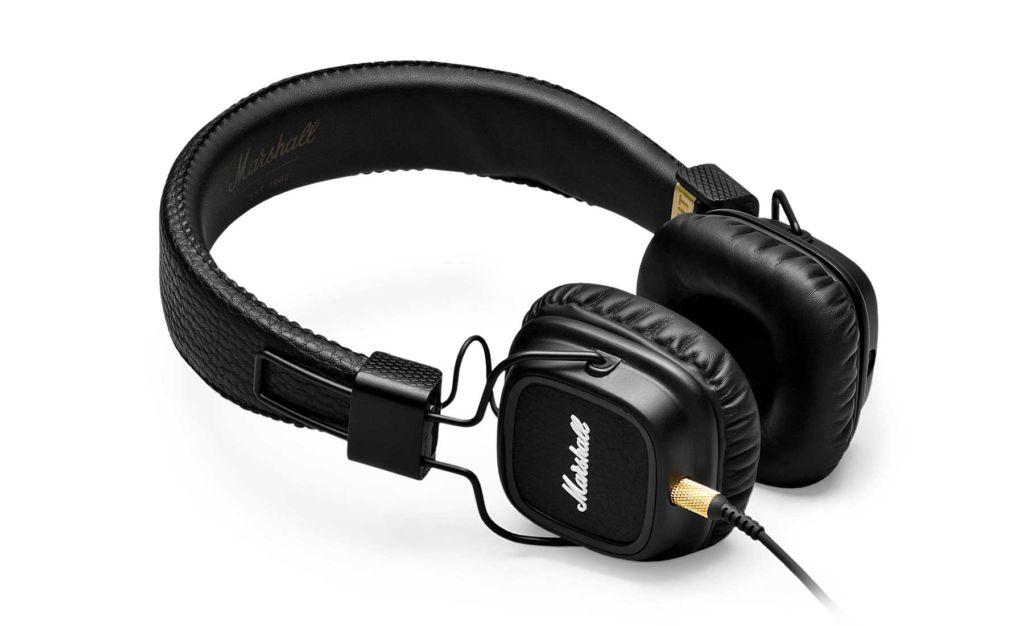 Marshall anuncia promociones para el altavoz Kilburn y los audífonos Major II - audifonos-major-ii