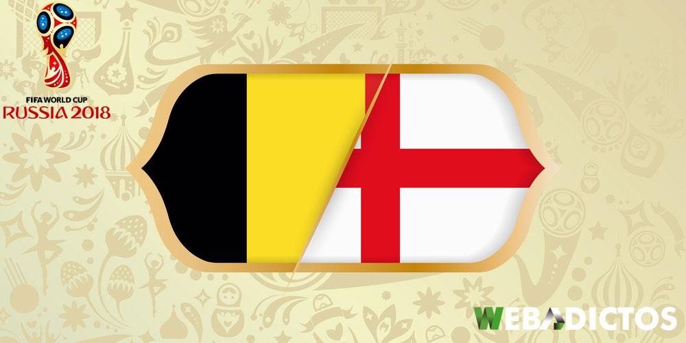 Bélgica vs Inglaterra, Tercer lugar del mundial 2018 ¡En vivo por internet! - belgica-vs-inglaterra-mundial-2018