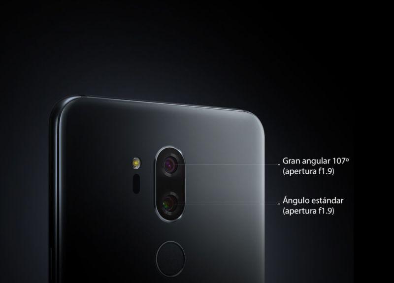 LG G7ThinQ llega a México ¡Conoce sus características y precio! - camara-lg-g7-thin-q-800x575