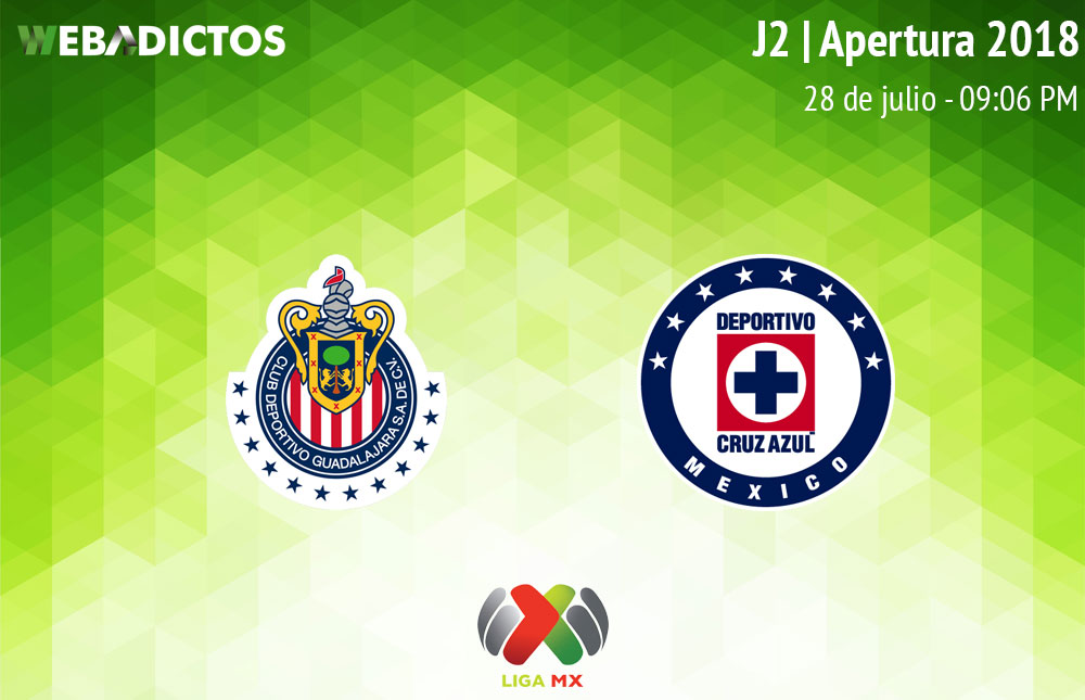 78b1b694e Chivas vs Cruz Azul