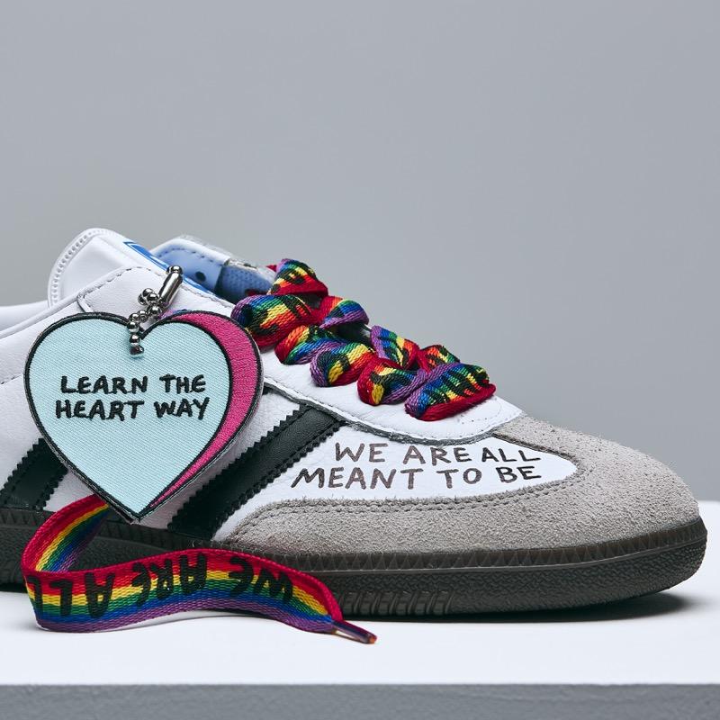 adidas 'Prouder': llamado artístico a celebrar la unión, la originalidad y el orgullo - elton-john_prouder