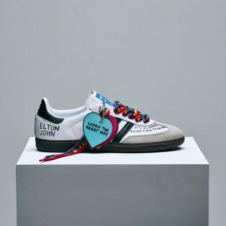adidas 'Prouder': llamado artístico a celebrar la unión, la originalidad y el orgullo - elton-john_prouder_0
