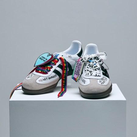 adidas 'Prouder': llamado artístico a celebrar la unión, la originalidad y el orgullo - elton-john_prouder_1