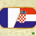 Francia vs Croacia, Final del Mundial Rusia 2018 ¡En vivo por internet!
