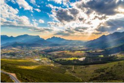 Los destinos foodie poco conocidos... ¡pero no por eso menos sabrosos! - franschhoek-sudafrica