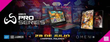 Gamelta Pro Series, la liga de eSports más grande de Latinoamérica en la CDMX el 28 julio