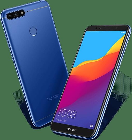 Honor llega a México ¡conoce los 4 smartphones que llegan al país! - honor-7a-phone
