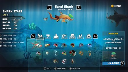 Hungry Shark World para Xbox One, PS4 y Nintendo Switch ¡ya disponible! - hungry-shark-world