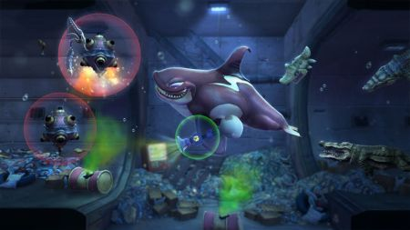 Hungry Shark World para Xbox One, PS4 y Nintendo Switch ¡ya disponible! - hungry-shark-world_killerwhale