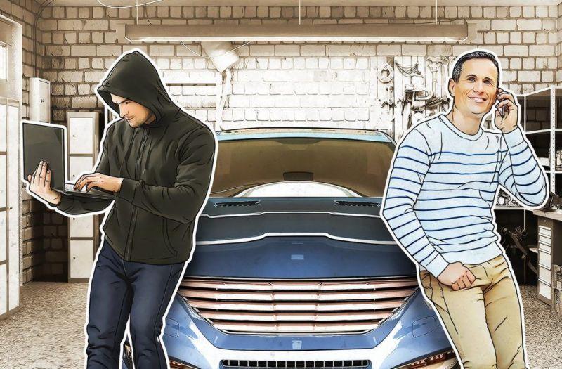 Falta de seguridad deja a apps de viajes compartidos vulnerables a ataques - kasperskylab_cars-800x525