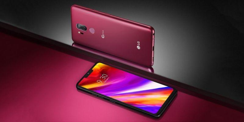LG G7ThinQ llega a México ¡Conoce sus características y precio! - lg-g7-thinq-disenio-800x400