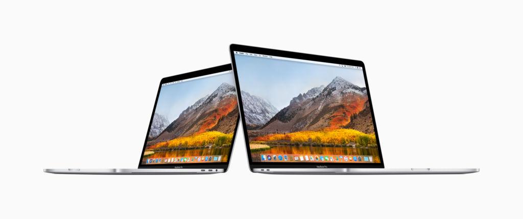 Apple renueva sus MacBook Pro: más potencia y nuevas configuraciones - macbook-pro-2018-family
