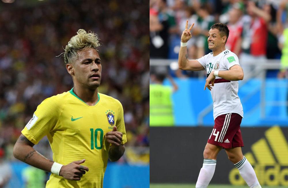 México vs Brasil en octavos del Mundial 2018 ¡En vivo por internet! - mexico-vs-brasil-mundial-2018
