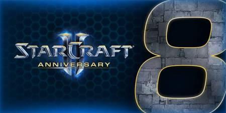 8° Aniversario de StarCraft II y nuevo parche de StarCraft: Remastered