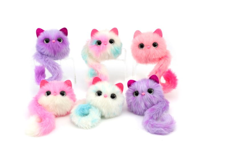 Pomsies, adorables gatitos de peluche interactivos llegan a México - pomsies-800x533