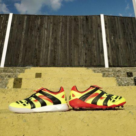 Conoce los nuevos Predator Accelerator Electricity de adidas Football