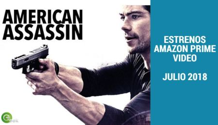 Estos son los Estrenos en Amazon Prime Video en Julio de 2018