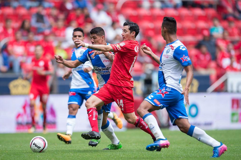 Puebla contra Toluca, J2 del Apertura 2018 Liga MX ¡En vivo por internet! - puebla-vs-toluca-apertura-2018