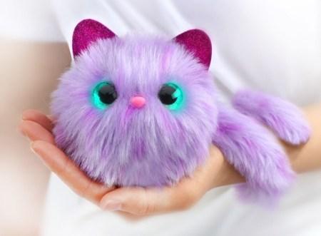 Pomsies, adorables gatitos de peluche interactivos llegan a México - speckles