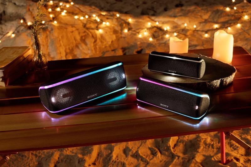 Nuevas bocinas inalámbricas EXTRA BASS de Sony con Party Booster - srs-xb21_wirelesspartychain-large-800x533