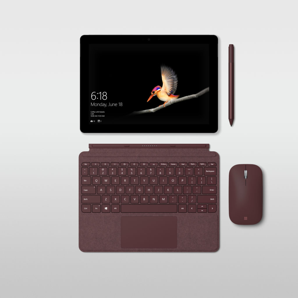 "Surface Go: Microsoft le entra (implícitamente) al mercado de las tablets ""económicas"" - surfacego-all-accesories"