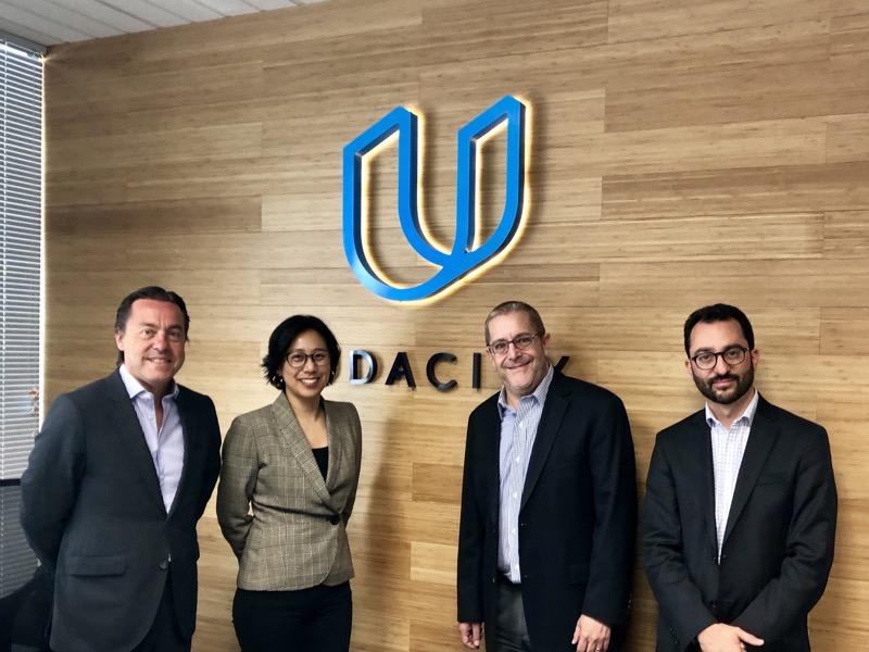 Udacity y Santander anuncian alianza internacional de aprendizaje - udacity-y-santander_1-800x600