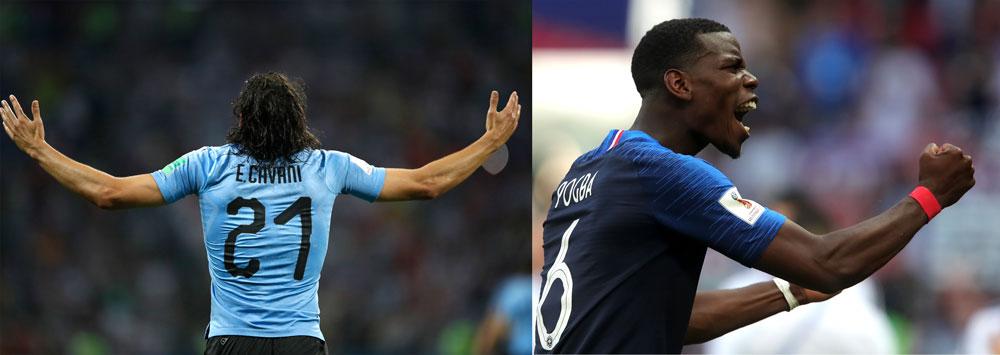 Uruguay vs Francia, Cuartos del Mundial 2018 ¡En vivo por internet! - uruguat-vs-francia-mundial-2018