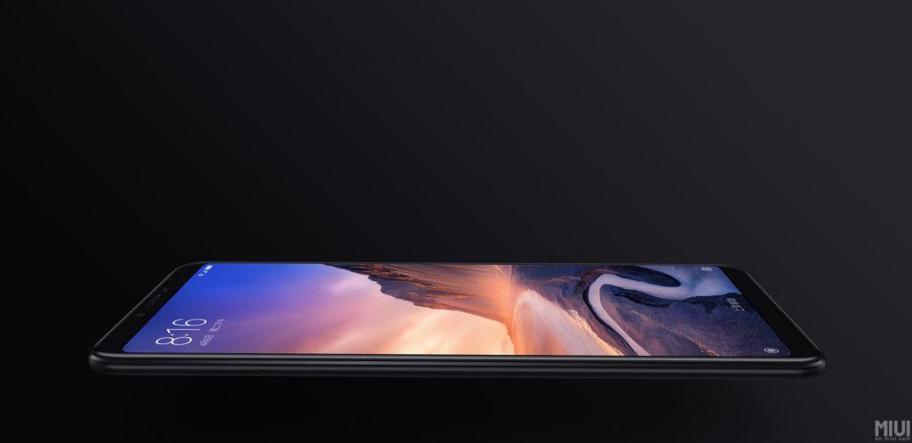 El Xiaomi Mi Max 3 hace honor a su nombre con enorme pantalla y batería - xiaomi-mi-max-3-hero