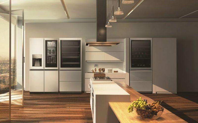 IFA 2018: LG presentará la extensión de su línea ultra premium LG SIGNATURE - 2018-lg-signature-kitchen-800x495