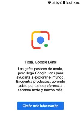 Google Goggles dice adiós y ahora te invita a descargar Lens