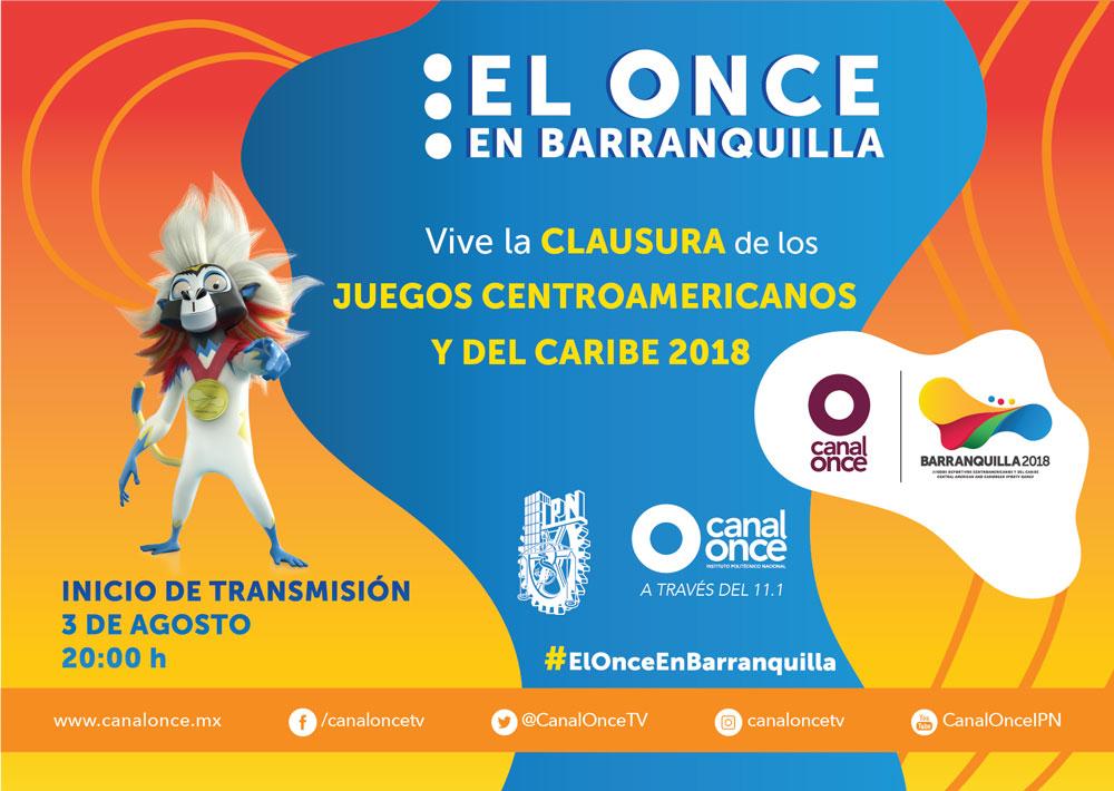 Ve la Clausura de los Juegos Centroamericanos y del Caribe 2018 ¡En vivo! - clausura-juegos-centroamericanos-2018