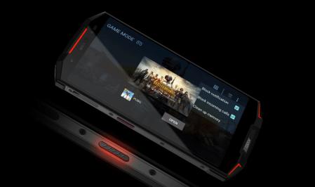 Doogee S70: un teléfono gamer resistente que busca salir al mercado a través de Indiegogo