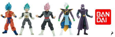 Figuras ultra detalladas Dragon Ball Stars de Bandai ¡ya disponibles en México!